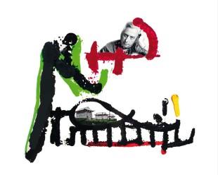 Roland Barthes sulla copertina del volume