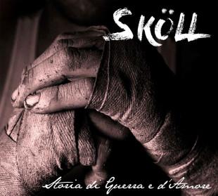 La copertina dell'ultimo cd di Skoll