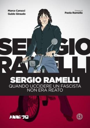 La copertina del volume su Sergio Ramelli