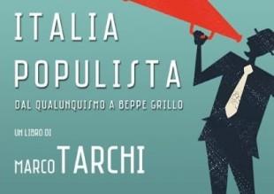 Il saggio di Marco tarchi Italia populista
