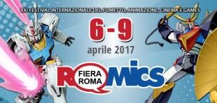 Il manifesto di Romics