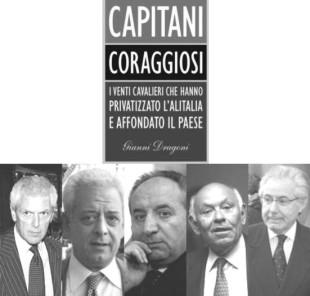 """I """"salvatori"""" dell'Alitalia"""