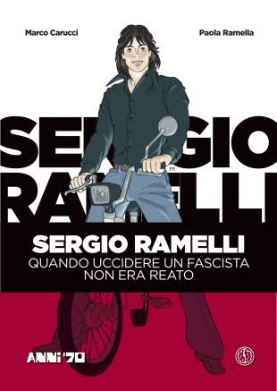 La copertina della graphic novel