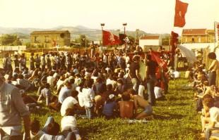 Campo Hobbit 1977 (foto Parisella)