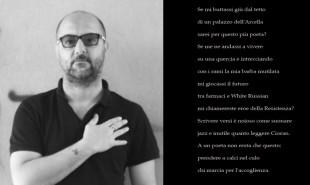Luca Ormelli e una poesia tratta dalla silloge inedita Gangbang