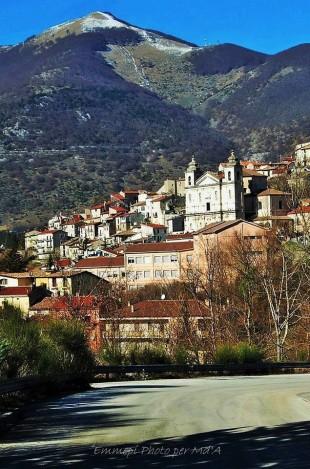 Castel di Sangro - Foto di Emmepi Photo