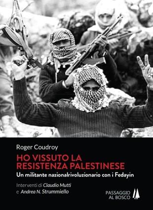 La copertina del libro di memorie di Coudroy