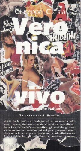 "La copertina di ""Veronica in arrivo"""
