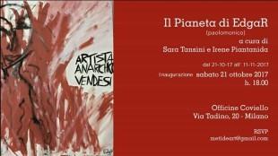 Mostre. Il pianeta di EdgaR e la creatività della Trip-art a Milano