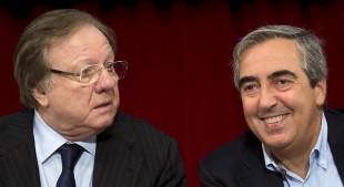 Altero Matteoli e Maurizio Gasparri