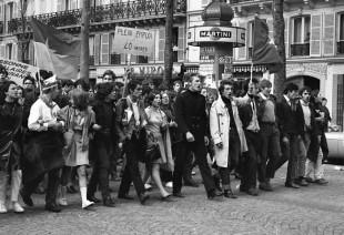 Il maggio del 1968 a Parigi