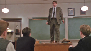 """Scuola """"Gentile"""". L'attimo fuggente: in ode del rischio educativo"""