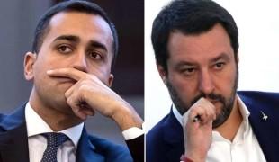 Di Maio e Salvini