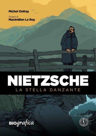 Fumetti. Ferrogallico lancia la (prima) graphic novel su Nietzsche con i testi di Onfray
