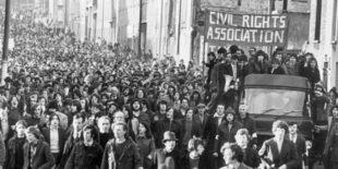 Bloody Sunday, la manifestazione del 1972