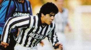 Figurine. Hugo, il Maradona sbagliato all'Ascoli che si riscattò in Giappone