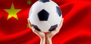 La Cina guarda al calcio come strumento di soft power
