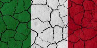 Italia sgretolata?