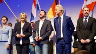Focus. Salvini sogna in Europa il fronte unito sovranista e non rompe con la Le Pen
