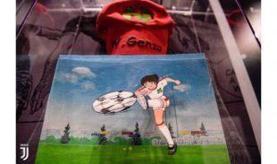 """La Mostra/Torino. Allo Juventus Museum la rassegna """"Gulp! Goal! Ciak. Calcio e Fumetti"""""""