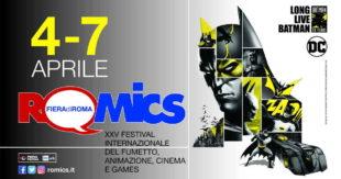 La rassegna. Romics 2019 tra l'80° anniversario di Batman e il premio a Reki Kawahara