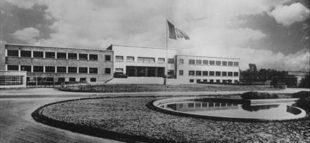 (Lo stabilimento Alfa Romeo di Pomigliano d'Arco, 1940)