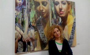 La poetessa Mara Venuto