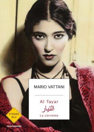 La copertina del romanzo di Mario Vattani Al Tayar