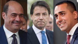Zingaretti, Conte premier e Di Maio