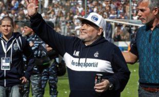 RitrattiDi#Calcio. Il ritorno di Maradona in panchina: l'autunno (triste) del Pibe de oro