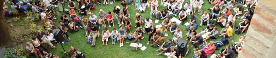 Il Festival letteratura a Mantova