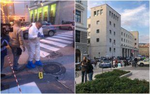 La tragedia nella Questura di Trieste