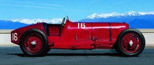 Maserati, Tipo 26, 1928 o '29, Museo Automobile, Torino