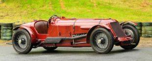 FOTO 11        (Maserati Tipo V4 Sedici Cilindri, Formule Libre Grand Prix, 1929-'30. Replica)