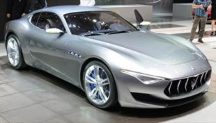 Concept coupé Maserati Alfieri, 2014