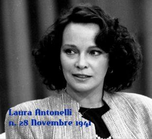 Effemeridi. Laura Antonelli attrice esule istriana