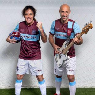 StorieDi#Calcio. Metti gli Iron Maiden sulla maglia del West Ham