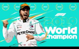 Formula 1. Lewis Hamilton vince il sesto mondiale entrando tra i grandi dello sport