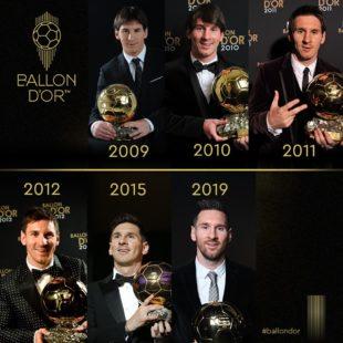 Calcio. L'ennesimo Pallone d'Oro a Messi. Ovvero sulla senilità del calcio