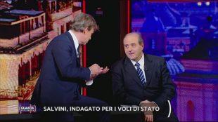 Il caso (di P.Buttafuoco). L'ultima raffica di Berlusconi passa dall'exploit dei talk su Rete4