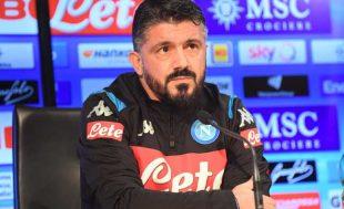 Calcio. Napoli indietro tutta, Gattuso lotta (invano?) coi fantasmi di Castelvolturno