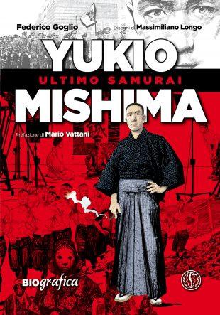"""Fumetti. Arriva la graphic novel """"Yukio Mishima"""" di Ferrogallico (con prefazione di Mario Vattani)"""
