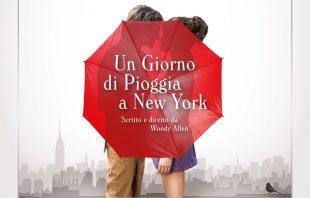 """Cinema (di M.Cabona). """"Un giorno di pioggia a New York"""" con Gatsby alter ego di Woody Allen"""