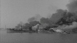Effemeridi. 2 Dicembre 1943: i tedeschi bombardano il porto di Bari dove c'era una nave Usa con iprite