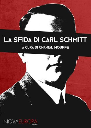 La sfida di Carl Schmitt
