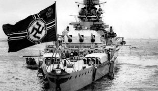 """80AnniFa. La Battaglia del Rio della Plata e l'autoaffondamento dell' """"Admiral Graf Spee"""""""