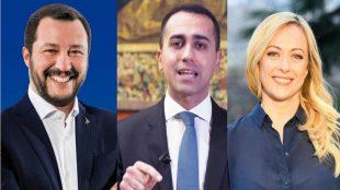 Politica. La terza repubblica  divora-leader: evapora anche Di Maio. Perché restano Meloni e Salvini