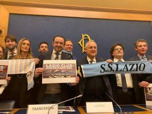 Calcio. Nasce alla Camera il Lazio Club Montecitorio