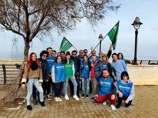 """Fare Verde. A Bari """"Mare d'Inverno"""": diminuisce la plastica sulle spiagge"""