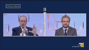"""Politica. Borghi e Bagnai (Lega): """"Aboliamo il pareggio di bilancio"""""""